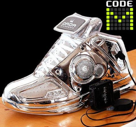 Code M Shoes