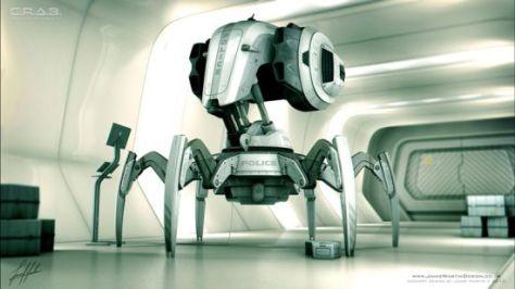 crab robot 03