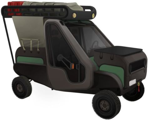 CUB utility vehicle