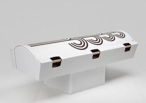 DECO eco-friendly casket