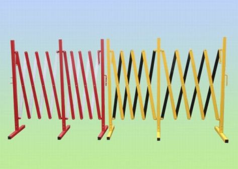 DIY retractable fence