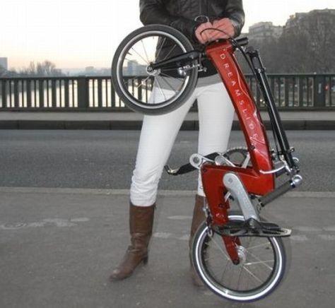 dreamslide bicycle 4