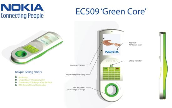 ec509 green core