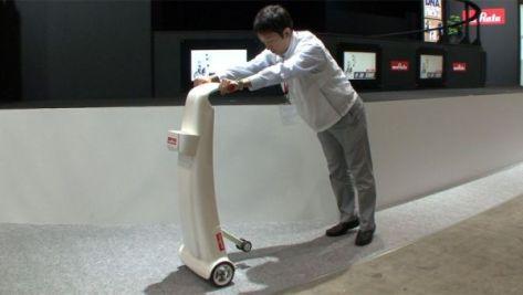 Electric Walking Aid