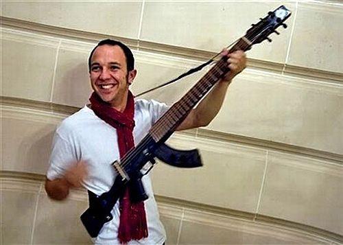 escopetarras guitar