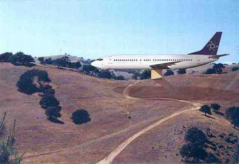 Boeing aircraft reused as private residences