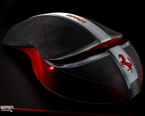 Ferrari Toccare 4g mouse