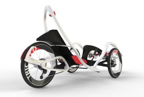 Gran Turismo Recumbent Tricycle