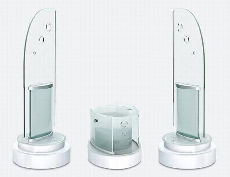 Greensound's glass speakers