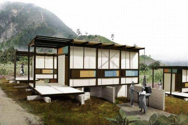 Haiti Mountain House