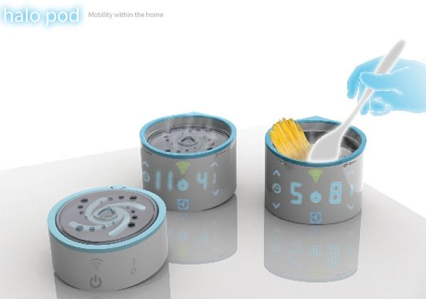 Halo Pod Mobile Cooking System