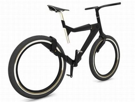 hybrid city bike 01