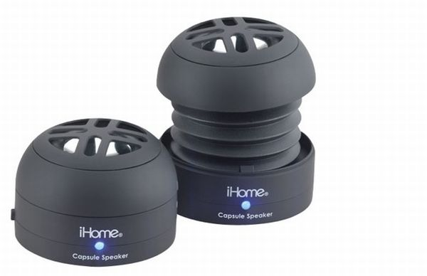 iHome iHM77 Portable Multimedia Speakers
