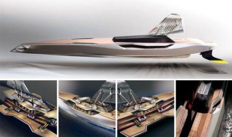 ikkar hybrid yacht 01
