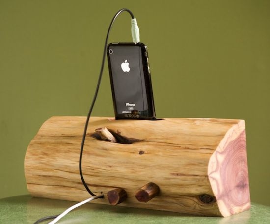 iphone ipod dock with speakers 03
