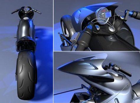 ktm motorbike concept  3