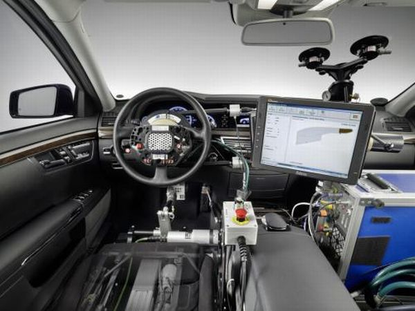 Mercedes Driver Assistance systems