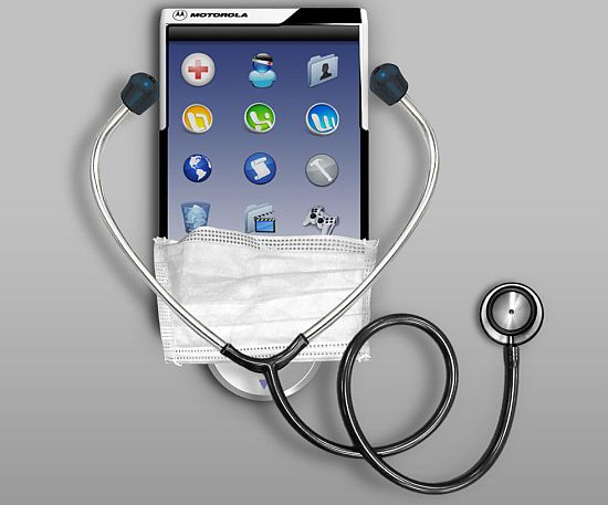 mobile phone for doctors  01