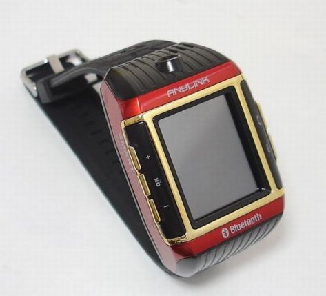 Mobile Phone Watch W08