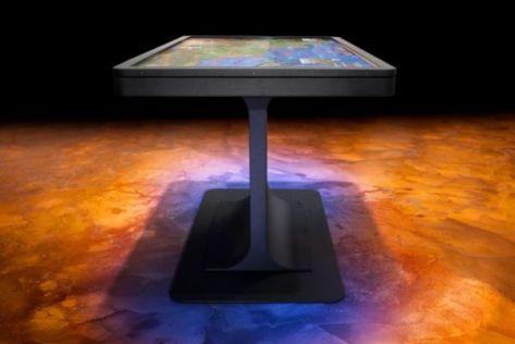 MT55 Platform multitouch table