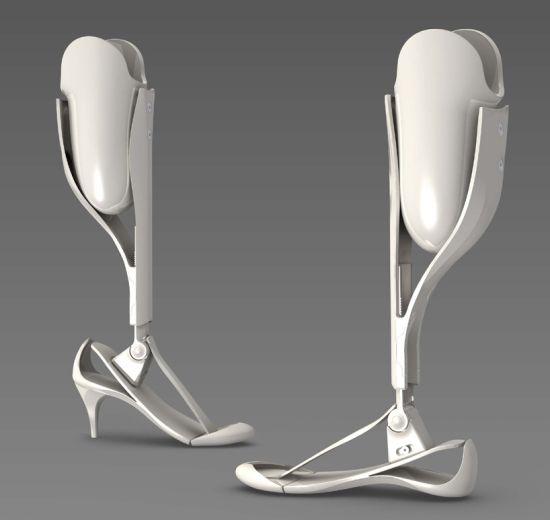 outfeet prosthetic leg 7