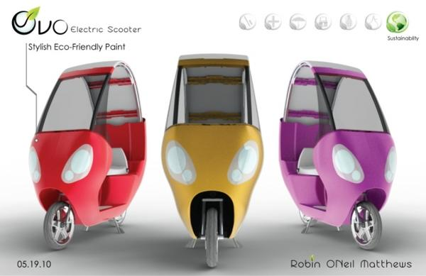 ovo electric scooter
