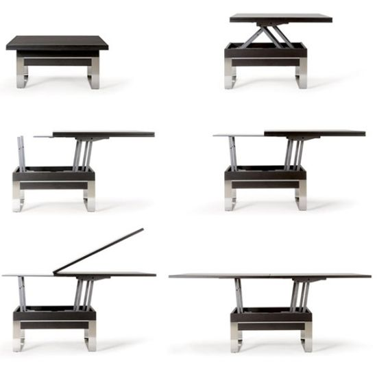 ozzio transformable table 8