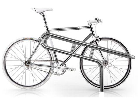 P1 Bike Rack
