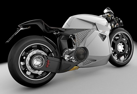 paolo de giusti electric concept bike 1