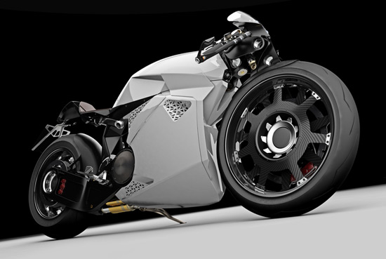 paolo de giusti electric concept bike 3
