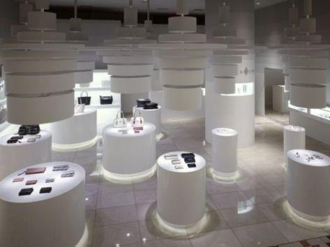 Patrick Cox Shop Interior