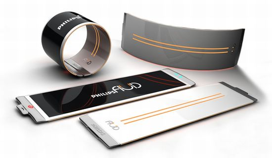 philips fluid smartphone 12