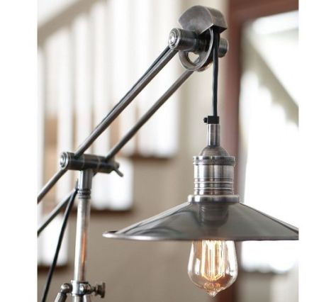 pulley table lamp 4