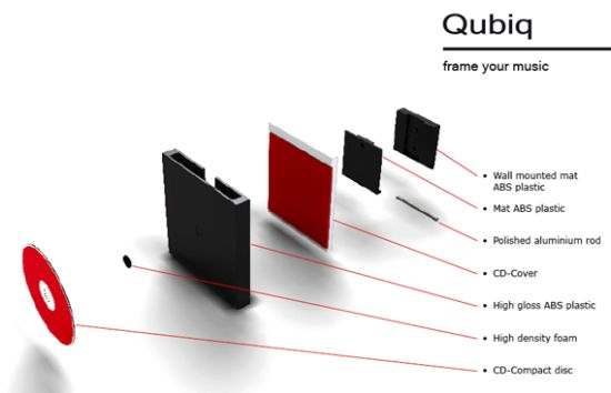 qubiq frame your music 04