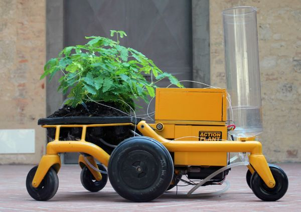 Robotic action plant