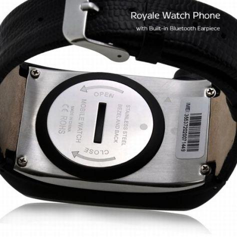 royal watch phone 7