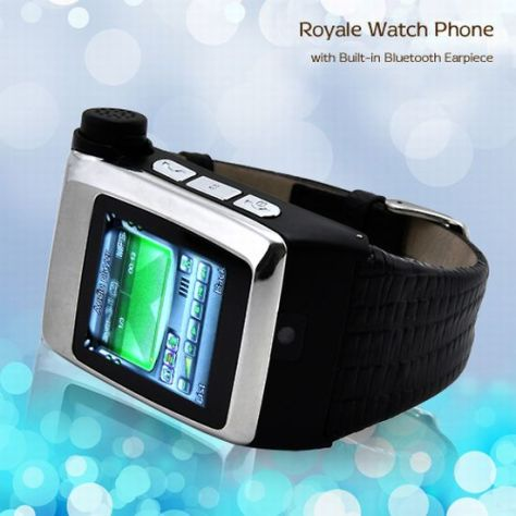 royal watch phone 8