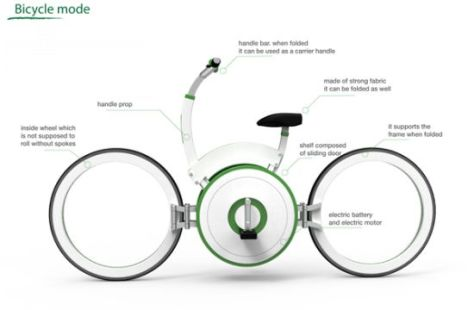 seoulbicycle foldable bike 2