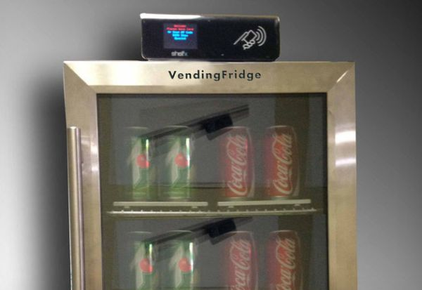 ShelfX Vending Fridge