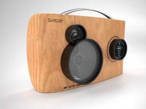 Slice DAB radio