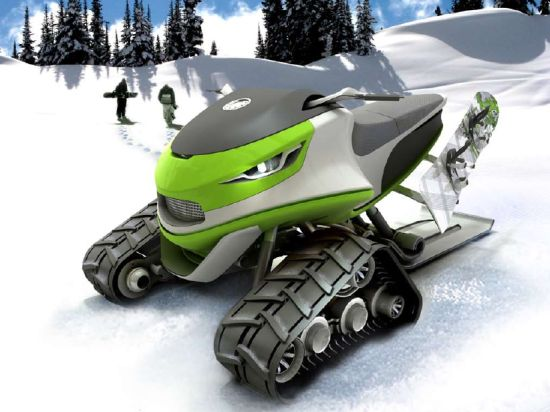 snow scooter 2 BEFKY 58