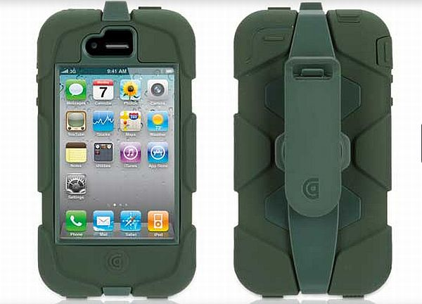 Survivor iPhone 4 Case