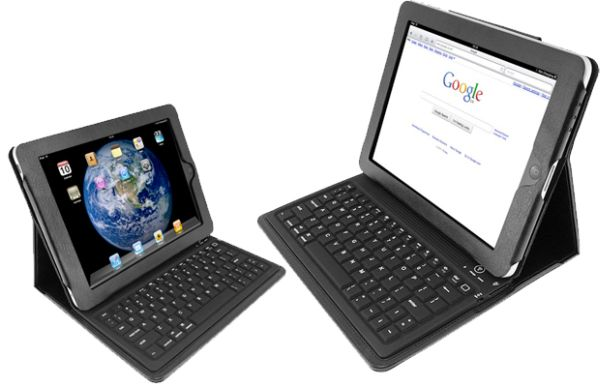 Tablet typing accessories