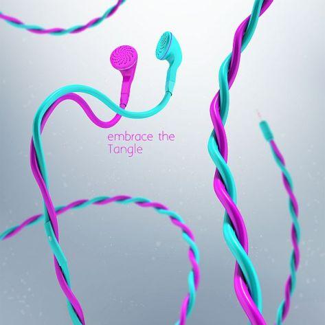 tangle earphones