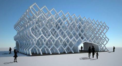 The Yorkshire Diamond Pavilion