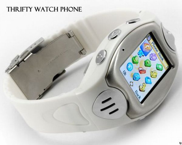 Thrifty Watch Phone