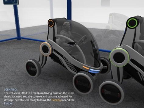 Urban vehicle Concept