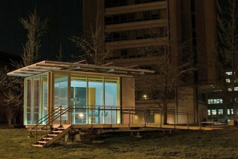 UT Knoxville  self-sufficient house