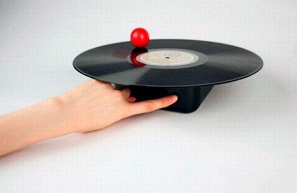 Vinyle player