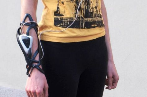Viral Wearable Music Player